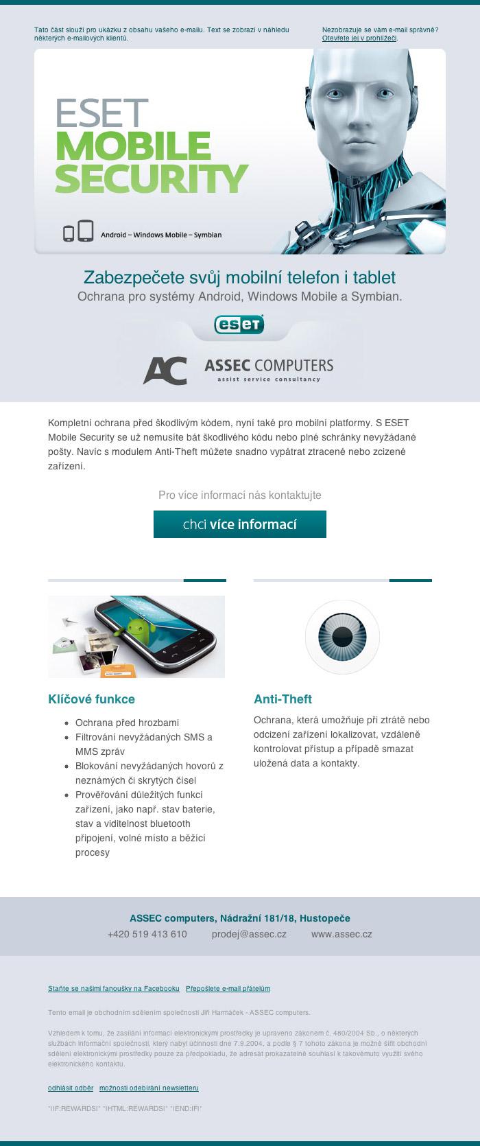 Newsletter   ASSEC computers